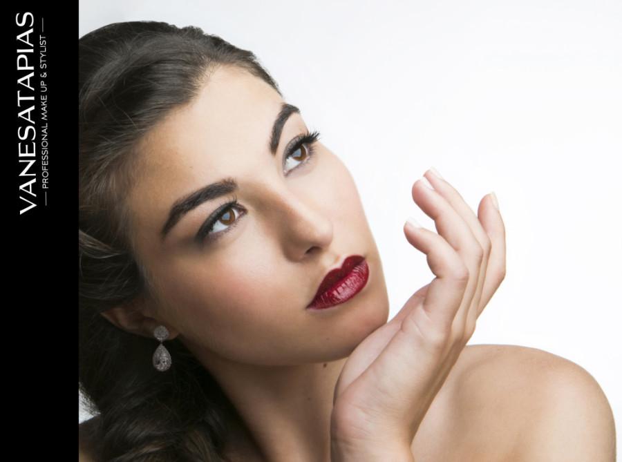 Tendencias maquillaje de novia 2015